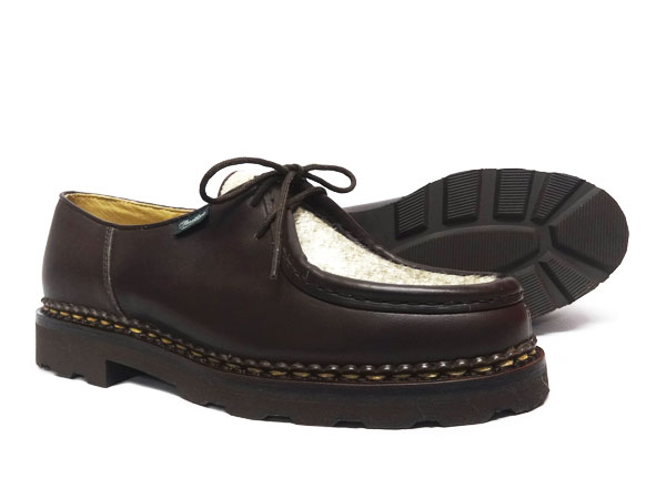 メンズ靴, その他  CAFE Paraboot MICHAEL PONY PHQ 715722 FL