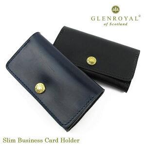 GlenRoyal Business Card Holder Slim Business Card Holder 03-6131 GlenRoyal [FL]
