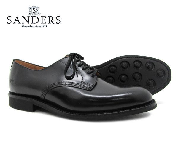 メンズ靴, ビジネスシューズ SANDERS Offi Shoe 1384B BLACK FL