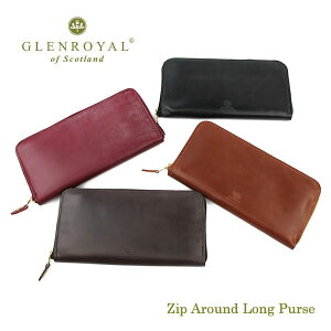 GlenRoyal Zip Wallet Zip Around Long Purse 03-6029 Glen Royal [FL]