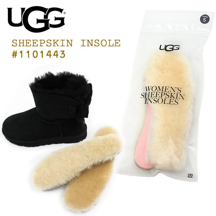 靴ケア用品・アクセサリ, インソール(中敷)  1101443UGG SHEEPSKIN INSOLETB