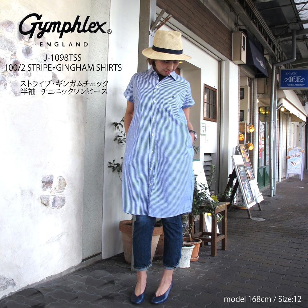 レディースファッション, ワンピース Gymphlex J-1098TSS 2020SK
