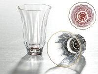 螺鈿グラス杯万華鏡水玉