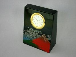 置き時計赤富士