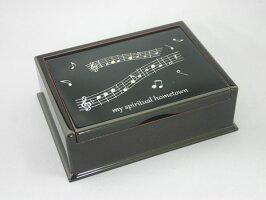 クリスタルストーン小箱