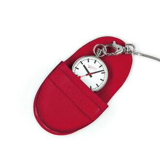 Mondaine A660.30316.11SBB 懷錶男裝女裝中性手錶手錶 MONDAINE 懷錶