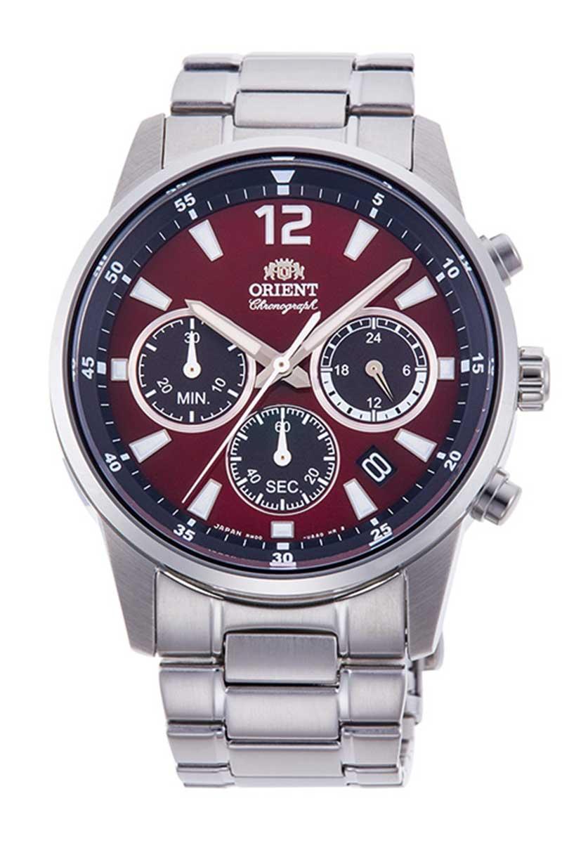 オリエント ORIENT スポーティー クロノグラフ SPORTY RN-KV0003R メンズ 腕時計 時計 [  ]