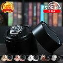 ES PRIMA エスプリマ ES-10301CG 丸型ワインディングマシーン 時計工具 小物