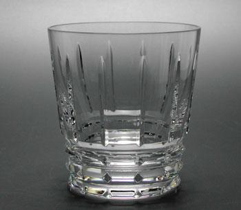 バカラ ロックグラスバカラグラス アルルカン 2101-038 オールドファッション9.5cm...
