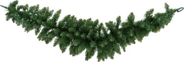 クリスマス 50CMスワッグ @660×6本セット CAD-012 《2018ds》| ドアリース アートフラワー 造花 X'mas 玄関 飾り 園芸 冬