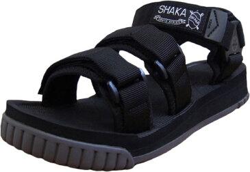 SHAKA シャカ NEO BUNGY ネオバンジー サンダル BLACK スポーツサンダル スポサン カジュアル アウトドア ブラック SK433104