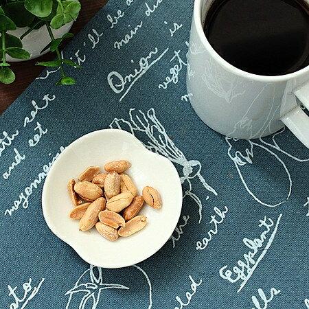 アイボリー豆皿(洋食器 お皿 小皿 プレート 醤油皿 カフェ カフェ風 カフェ食器 業務用 業務用食器 アウトレット 訳あり 多治見美濃焼 日本製)