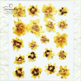 押し花額やレジンアクセサリー制作などハンドメイド素材として人気です。押し花素材・押し花パック。飛騨で手作りしています。国産品の安心品質です。