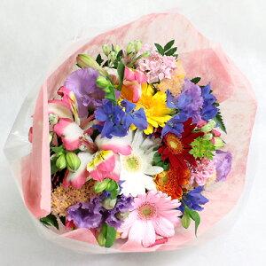 【デザイナーへおまかせ!送料無料・あす楽対応】【花 フラワー ギフト・お誕生日・退職・記...