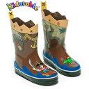 子供 キッズ 海賊 長靴 Kidorable(キドラブル) パイレーツ海賊のレインブーツ 子供用長靴キッズ レイン シューズ 長靴 子供…