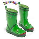 子供 キッズ 長靴 Kidorable(キドラブル)カエルレインブーツカワイイ プレゼント ギフトサービス セレブ 正規品 キッズキッズ…