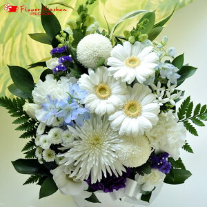 洋風お供え花洋花を使った旬のおまかせ供花Sサイズ