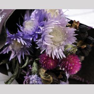 『ドライフラワー花束』お花で彩る【ドライフラワー】のインテリアフレーム花/記念日/誕生日/ギフト/お祝いあす楽対応】誕生日プレゼント/出産祝い/