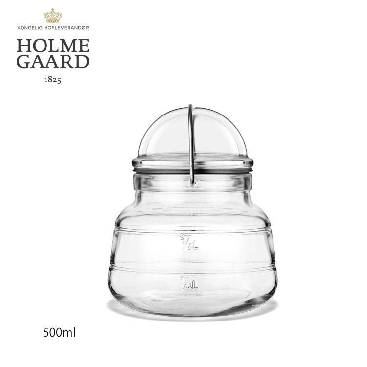 【あす楽】ホルムガード スカーラジャー500ml (雑貨) 【送料込み】Hormgaard scala 0.5L ストレージジャー 保存瓶 キッチン雑貨 おしゃれ 北欧 シンプル 玄関 リビング ダイニング 店舗用 ディスプレイ用 FKRSL