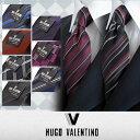 ブランド ネクタイ 20柄から選べる新柄!【B】【HUGO VALENTINO】【Neckti…