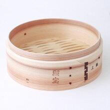 照宝上製中華せいろ身杉製φ21cm【RCP】