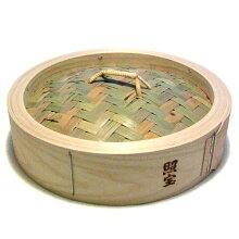 照宝中華せいろ蓋桧製φ30cm【RCP】【あす楽対応】