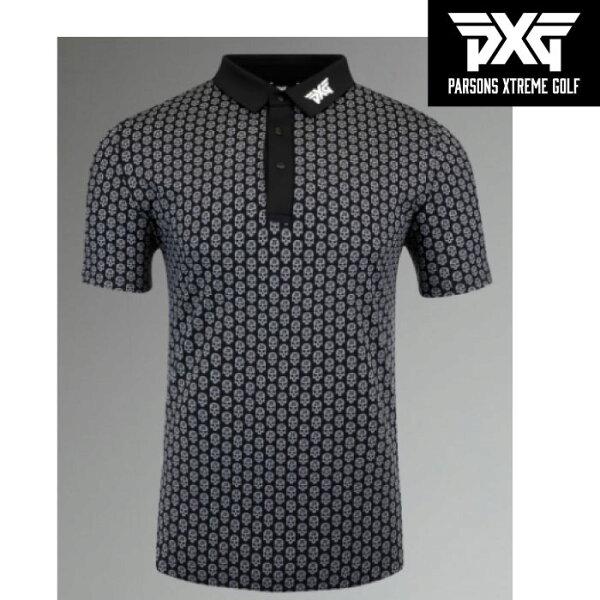 PXG(パーソンズ・エクストリーム・ゴルフ)ウェアスカルポロシャツ