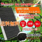 【送料無料】エアコンフィルター WiLL Vi NCP19 用 活性炭入りエアコンフィルター ( DENSO 品番 DCC1004 ) mu-ac16018