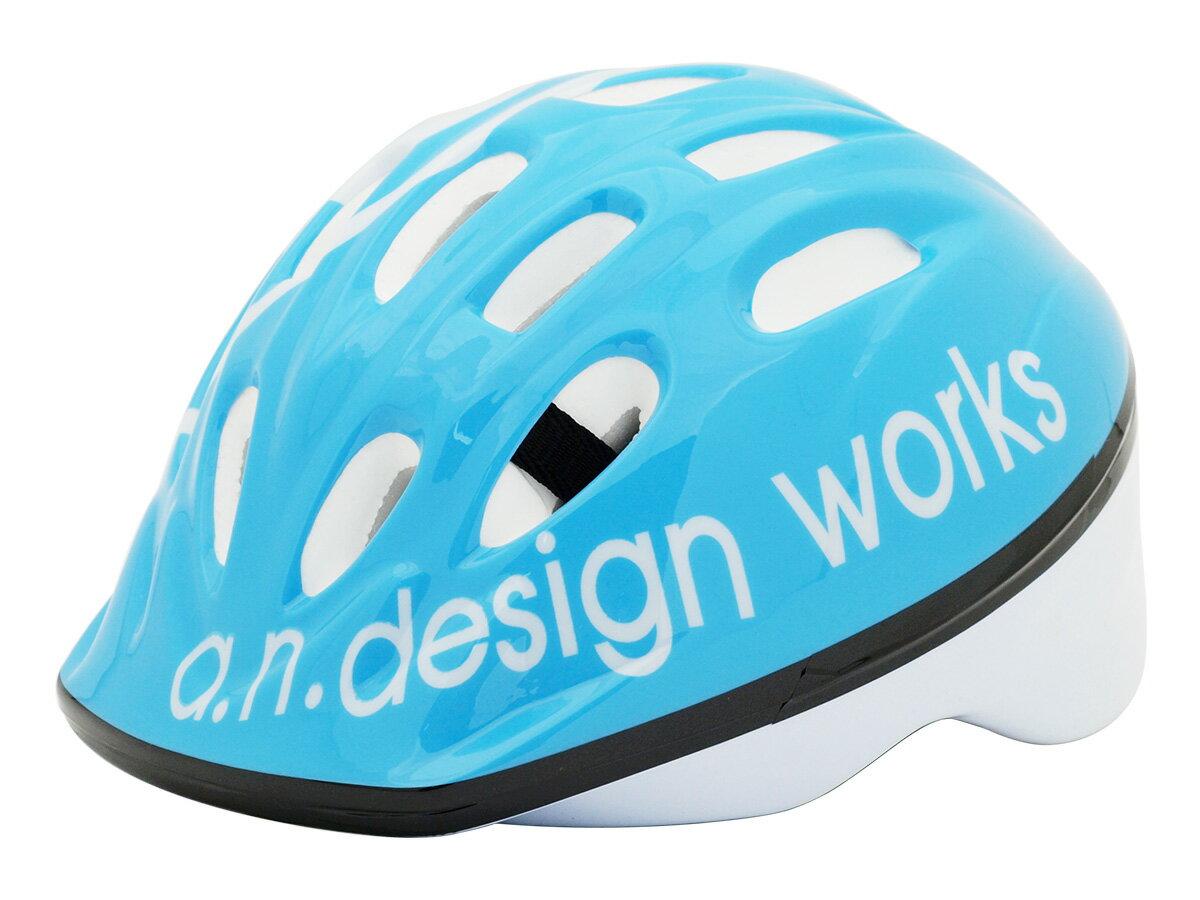 自転車・サイクリング, 子供用ヘルメット・プロテクター a.n.design works akm a.n.d S4852cm 2 3 CE