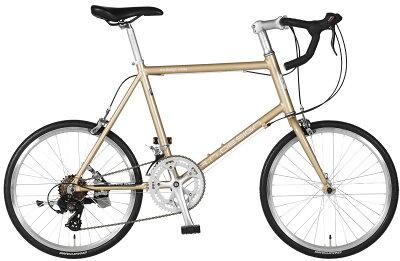 自転車20インチアルミ軽量小径車STIミニベロ451通勤通学ロードドロップハンドルSHIMANOおすすめ14段変速身長160cm〜a.n.designworksアウトレットCDR214AL【カンタン組立】