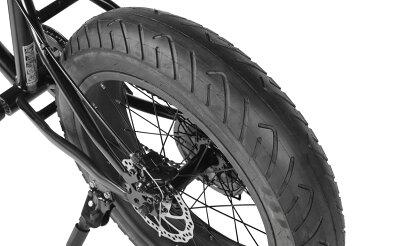 【送料無料】ファットバイク20インチ7段変速自転車ディスクブレーキ20x41/4ビーチクルーザー極太タイヤBMXおすすめ7段身長160cm~スポーツCaringbahカリンバ【99%組立】Devoo207a.n.designworks【a.n.dロックプレゼント】