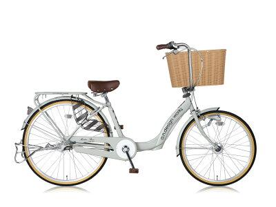 【送料無料】自転車シティサイクル26インチa.n.dmamacargoアンドママカーゴLEDオートライト内装3段変速チャイルドシート通学通勤クルピタOGKシマノa.n.designworks【完成品組立済】