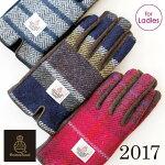 HARRISTWEED(ハリスツィード)手袋レディースハリスツイードグローブ手袋女性用レディースウールツイードイギリス