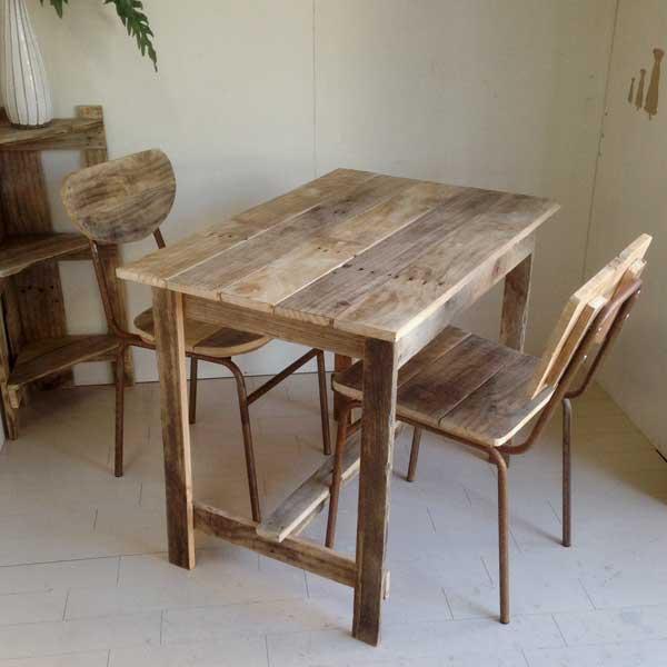 リサイクルウッド ワーキングテーブル テレワーク 木製テーブル テーブル ダイニングテーブル カフェテーブル 作業台 木製デスク デスク 天然木 無垢 アンティーク風テーブル アンティーク風