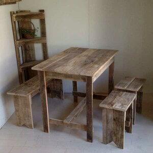 リサイクルウッド・ワーキングテーブル