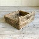 リサイクルウッド 幅90cm・幅140cmローボード用ウッドボックス 木製箱 木製ボックス 木製BOX 収納箱 収納ボックス 収納BOX