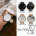 【Alive Athletics】ALIVE アライブ MARBLE(マーブル) ALIVE x YOSHIROTTEN 腕時計 特製ギフトボックス 湯川正人ギフトラッピング可能!【TYDL156】