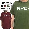 RVCATシャツルカクルーネックTシャツBA041-204メンズレディース日本正規品メール便送料無料