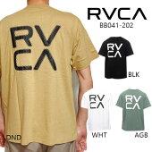 RVCA【ルーカ】RVCAAI042-001スウェット長袖クルーネックトップスブラックグレー2018FW