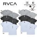 19SS新作RVCAルーカVAAJ041-850ラッシュガードTシャツ半袖メンズ速乾吸汗UVドライワークアウトサーフィン海プールSUPグレーブラックホワイトS/M/L