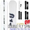21-22 011 Artistic DOUBLE FLY SPIN ダブル フライ スピン 148.5cm 151cm 152cm 153cm 154cm メンズ ゼロワンワン アーティスティック スノーボード 古川嵩康 板 2021 2022 送料無料 オガサカ製