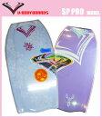 V-BODYBOARDSブイボディーボードSP-PROエスピープロ(フラワーブルー)[マリンスポーツ・ボディーボード]2012モデル