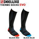 DEELUXE ディーラックス THERMO SOCKS EVO [サーモソックス エボ] スノーボード・ソックス・靴下【あす楽対応】
