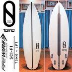 [5.8 7月下旬入荷予定][送料無料]FIREWIRE SURFBOARDS ファイヤーワイヤー サーフボード SCI-FI サイ・ファイ TOMO [LFT] ショートボード ケリースレーター デザイン