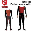 UNDER Performance ALL ウェットスーツ インナー