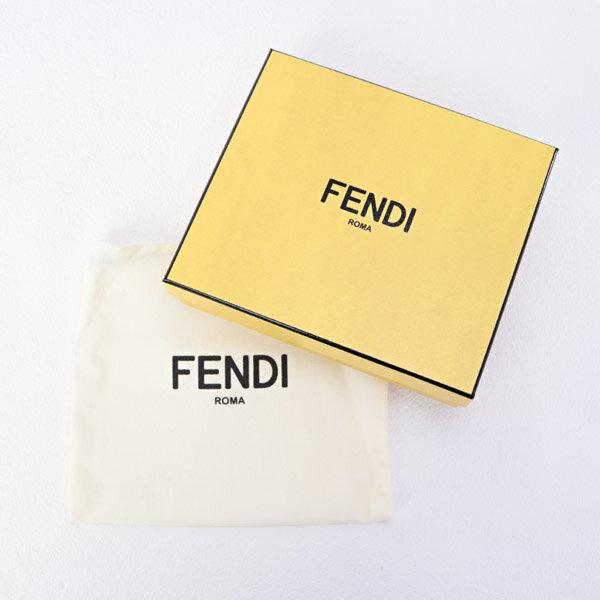 訳あり フェンディ FENDI 財布 PEEKABOO MEDIUM WALLET 折財布 グレーベージュ (8M0359 SFK F0E65 GLBE)【あす楽対応】
