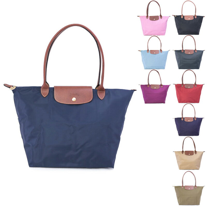 9a49eb467d8e ロンシャン LONGCHAMP バッグ LE PLIAGE イルビゾンテ TOTE BAG L ル ...