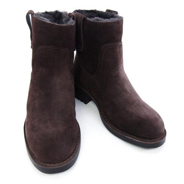 2015秋冬 トリーバーチ TORY BURCH 靴 WAYLAND SHORT BOOT ショート ブーツ ダークブラウン (31158556 205 ESPRESSO):FONTANA(フォンターナ)
