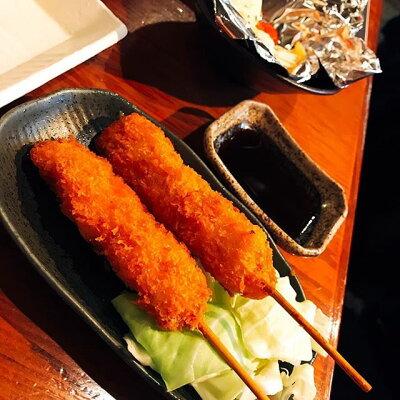 【業務用冷凍食品】鶏もも串カツ30g10本入り【串カツ串揚げチキンカツ弁当おかずおつまみパーティー】