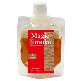 燻製・スモーク用調味料スモークオイルミニボトル90g×1本なじみやすいオイルタイプオイルなので料理になじみやすい特性があります。